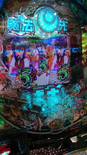 CR魔法先生ネギま!10連で15776発画像