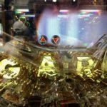 CR牙狼GOLDSTORM翔投資500円でいきなり赤VOGから鎧召喚時スイッチオンからアニメ当たり7連して即ヤメ46000円勝ちvvv画像